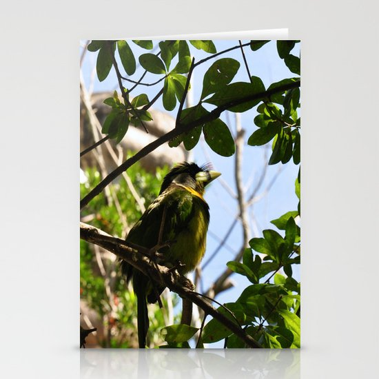 Bird I Stationery Card