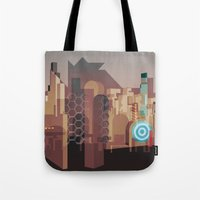 Lost Perspective Tote Bag