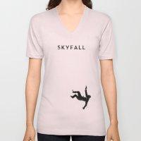 Skyfall Unisex V-Neck