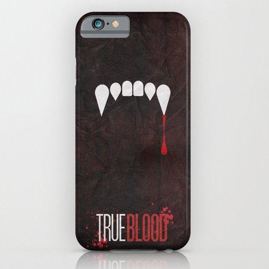 True Blood - Minimalist Poster 02 iPhone & iPod Case