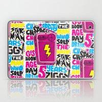STARMAN Laptop & iPad Skin