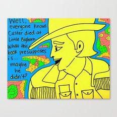 Eli Cash Canvas Print