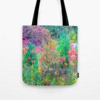 A Walk Among The Colors … Tote Bag