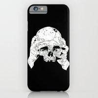 Skull In Hands iPhone 6 Slim Case