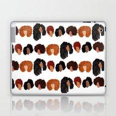 Natural Hair Girls Laptop & iPad Skin