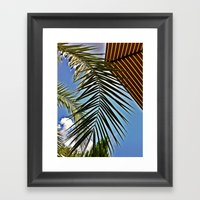 Summer 2.0.1.2. Framed Art Print