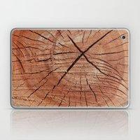 Oak Wood Grain Laptop & iPad Skin