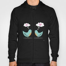Love Was In The Air Hoody