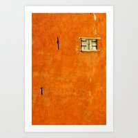 Castle Wall Art Print