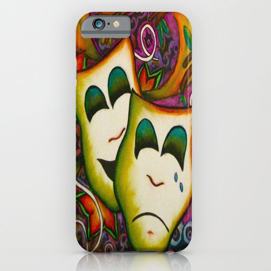 Masks (Theatre) iPhone & iPod Case