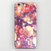 Glitter Atmosphere iPhone & iPod Skin