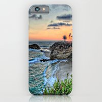 iPhone & iPod Case featuring Goff Cove Sunset 1 by Barbara Gordon Photography