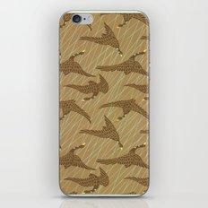 Duck Pattern iPhone & iPod Skin