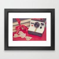 The Polaroid Framed Art Print