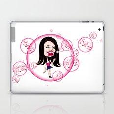 Rebecca Black. It's Friday Again! Laptop & iPad Skin
