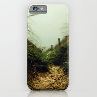 Path Through The Dunes iPhone 6 Slim Case