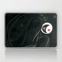 Moonbot #0: Black Laptop & iPad Skin