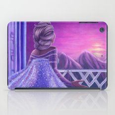 Here I Stand In The Light Of Day iPad Case