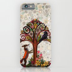 fox and crow iPhone 6s Slim Case