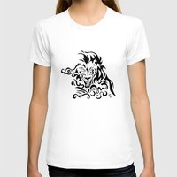 T-shirt featuring Lion by Rishi Parikh