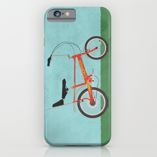 Chopper Bike iPhone & iPod Case