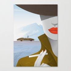 WMC Canvas Print