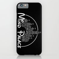 iPhone & iPod Case featuring Mind Palace by Jason van Zwieten