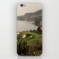 FORE!!! iPhone & iPod Skin