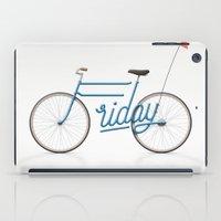 Lovely Friday iPad Case