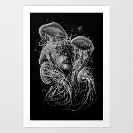 Art Print - A Beautiful Delusion - nicebleed