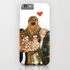 Force Awakens Hug! iPhone 6 Slim Case