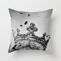 The Spell Throw Pillow