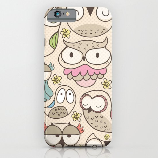 The owling iPhone & iPod Case