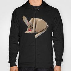 Unlucky Rabbits Foot Hoody