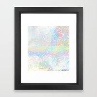 The Grey Area Framed Art Print