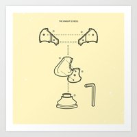 Make Your Own Chess Knig… Art Print