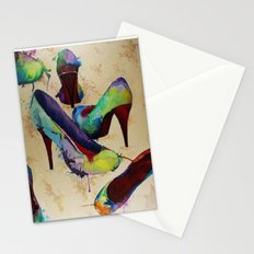 Rainbow Vogue Stationery Cards