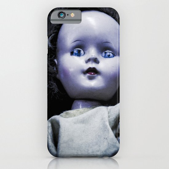 Doll face iPhone & iPod Case