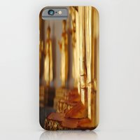 iPhone & iPod Case featuring Golden Deities by Joëlle Tahindro