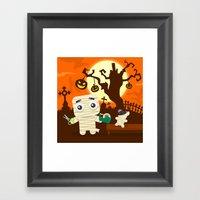 Playtime!  Framed Art Print