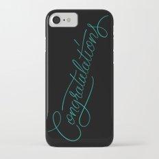 Congratulations iPhone 7 Slim Case