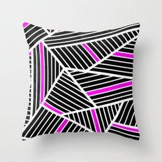 11th dimension Throw Pillow