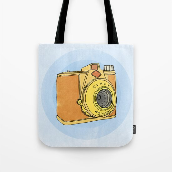 So Analog Tote Bag