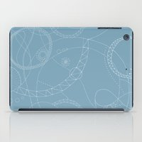 Cosmic Chatter iPad Case
