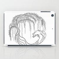 Earth Tree iPad Case