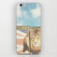 World Famous Market iPhone & iPod Skin