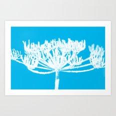 floral 008. Art Print