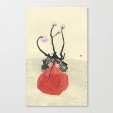 Bulb Flowers Canvas Print