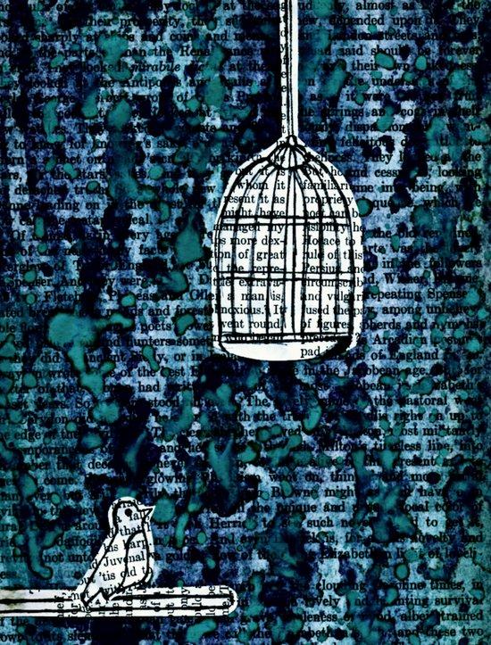 The Bird Cage Art Print