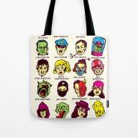 The League Of Cliché Ev… Tote Bag